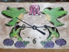 humming bird clock