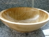horse chestnut crotch wood bowl
