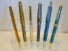 Recent pens - August 2012