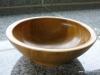 small cherry wood bowl